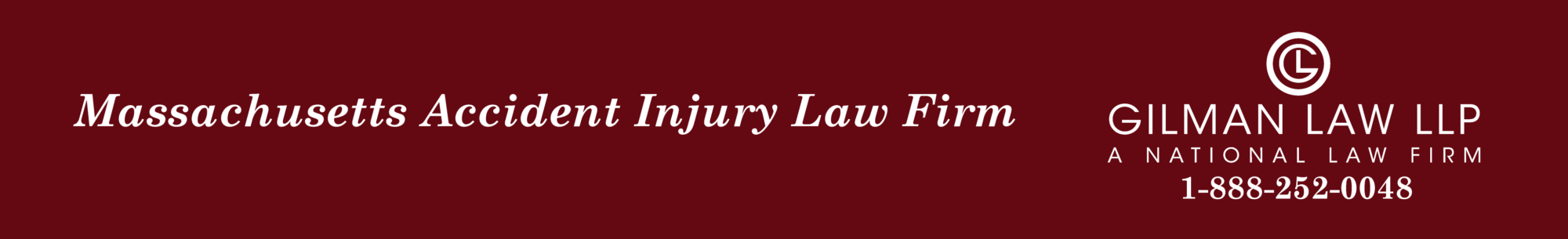 Massachusetts Accident Injury Law Firm